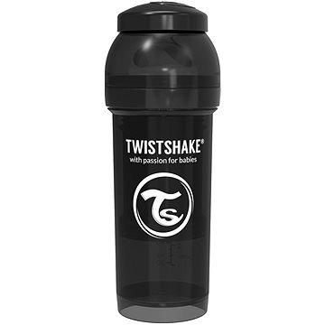 TWISTSHAKE Anti-Colic 260 ml - černá (7350083120434)