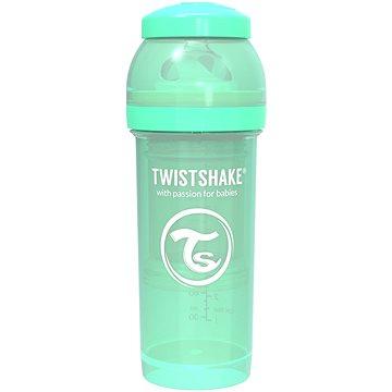 TWISTSHAKE Anti-Colic 260 ml - zelená (7350083122575)