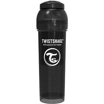 TWISTSHAKE Anti-Colic 330 ml - černá (7350083120441)