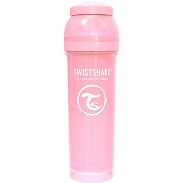 TWISTSHAKE Anti-Colic 330 ml - růžová (7350083122612)