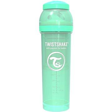 TWISTSHAKE Anti-Colic 330 ml - zelená (7350083122636)