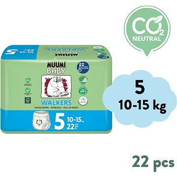MUUMI BABY Walkers Maxi+ vel. 5 (22 ks) (6414100593005)