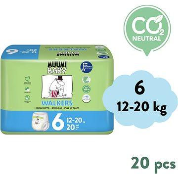 MUUMI BABY Walkers Junior vel. 6 (20 ks) (6414100594002)