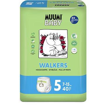 MUUMI BABY Walkers Maxi+ vel. 5 (40 ks) (6414100593258)