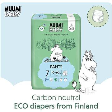 MUUMI BABY Walkers Extra Large vel. 7 (34 ks) (6414100595153)