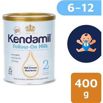Kendamil pokračovací mléko 2, 400 g (5056000501943)