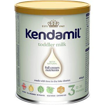 Kendamil batolecí mléko 3, 400 g (5056000501950)