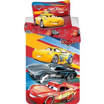 Jerry Fabrics ložní povlečení - Cars red 02 (8592753014158)