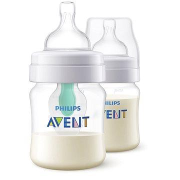 Philips AVENT Anti-colic 125 ml s ventilem AirFree, 2 ks (8710103852667)