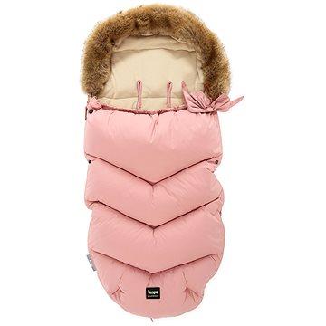 Zopa Zimní fusak Fluffy - růžový (8595114496730)