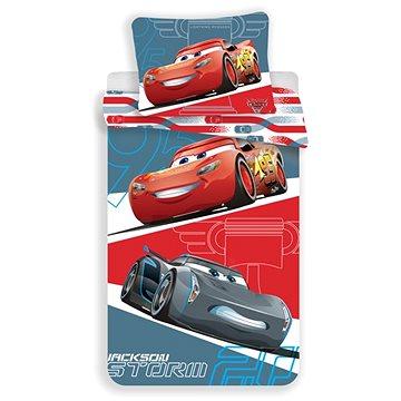 Jerry Fabrics Cars 95 grey micro (8592753014387)