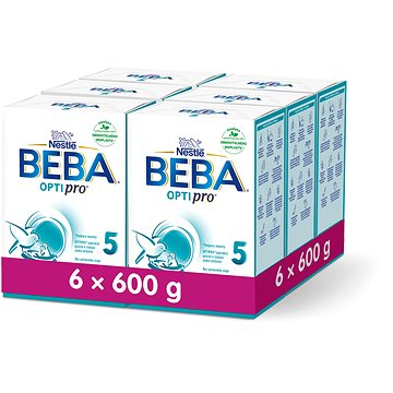 BEBA OPTIPRO 5 (6× 600 g) (7613035223936)
