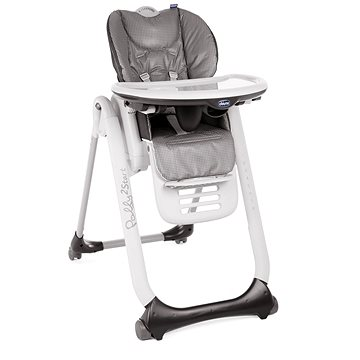 CHICCO Polly 2 Start - Anthracite (8058664108381)