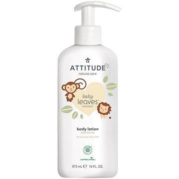 ATTITUDE Baby Leaves tělové mléko s vůní hruškové šťávy 473 ml (626232466225)