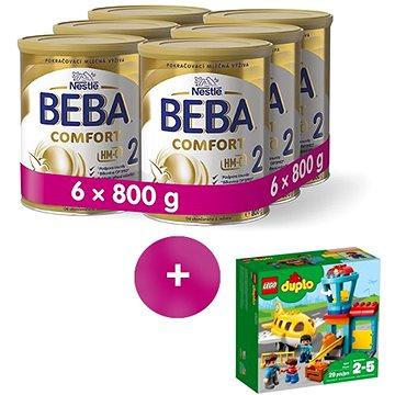BEBA COMFORT 2 HM-O (6× 800 g) + dárek (8593893770294)