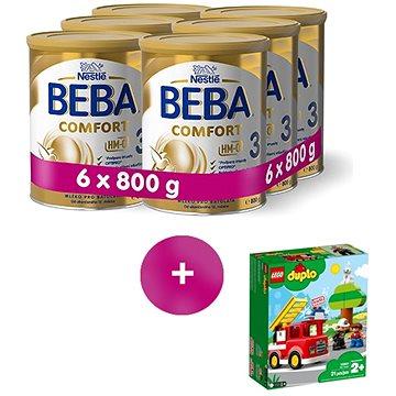 BEBA COMFORT 3 (6× 800 g) + dárek (8593893770300)
