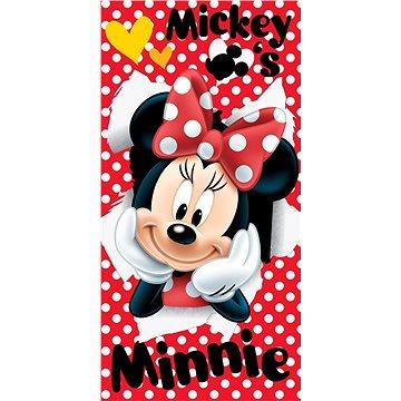 Jerry Fabrics osuška - Minnie Red (8592753016213)