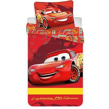 Jerry Fabrics povlečení do postýlky - Cars baby McQueen (8592753020852)