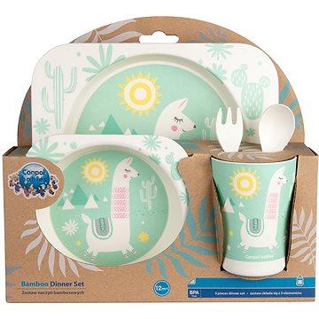 Canpol Babies set nádobí LAMA (5903407092133)