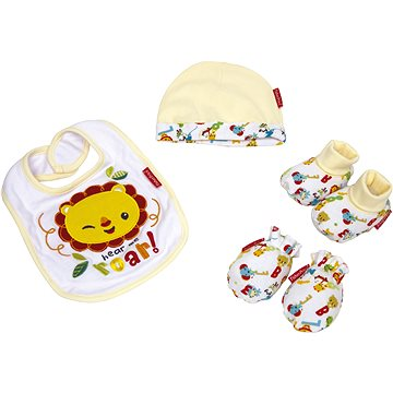 Fisher-Price Dárkový set 4 ks (8430957100614)