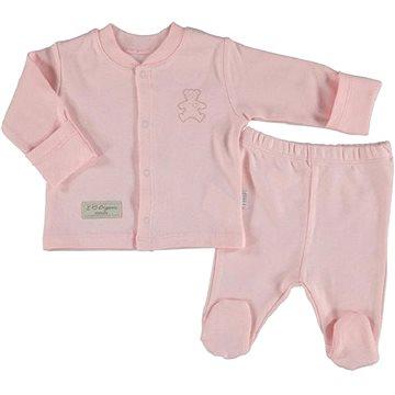 Kitikate Organic Pijamas set new born (8680196275660)