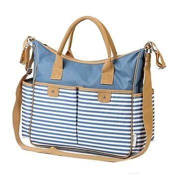 BabyOno přebalovací taška So City! - marine (5901435405925)
