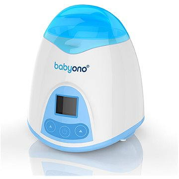 BabyOno ohřívač a sterilizátor lahví 2v1 (5904341207645)