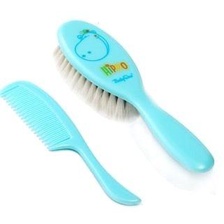 BabyOno dětský set na vlasy - modrá (5904341207621)