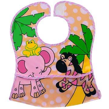 BabyOno bryndák - růžový (5904341207454)