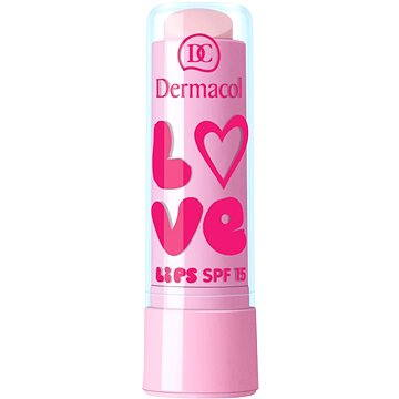 Balzám na rty DERMACOL Love Lips č. 7 3,5 ml (85957671)