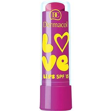 Balzám na rty DERMACOL Love Lips č. 10 3,5 ml (85957701)