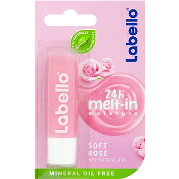 LABELLO Soft Rosé 4,8 g (4005808762392)