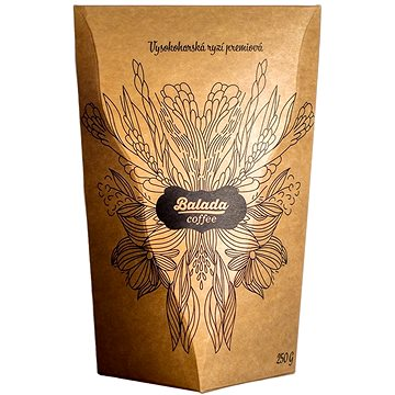 Balada Coffee Espresso Grand Barista 100 % 250 g (B079)