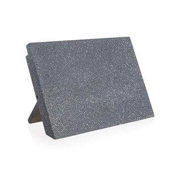 BANQUET Deska magnetická na nože GRANITE Grey 30 x 21,5 cm, MDF (25109004)