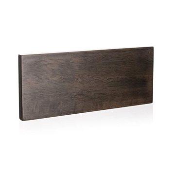 BANQUET Deska magnetická na nože RUBBERWOOD 30 x 12 cm (25109002)