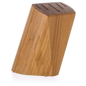 BANQUET Stojan dřevěný pro 5 nožů BRILLANTE Bamboo 22 x 13,5 x 7 cm (25105105)