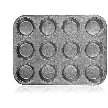 BANQUET Forma na 12 muffinů s nepřil. povrchem GRANITE 35x26.5x3cm (A12242)