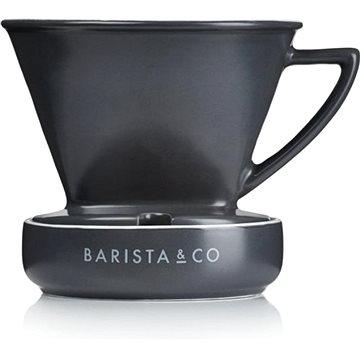 Barista & Co porcelánový dripper na kávu (BARCO008)