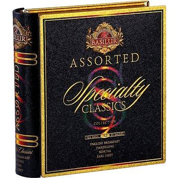BASILUR Book Assorted Specialty plech 32 gastro sáčků (7768.01)
