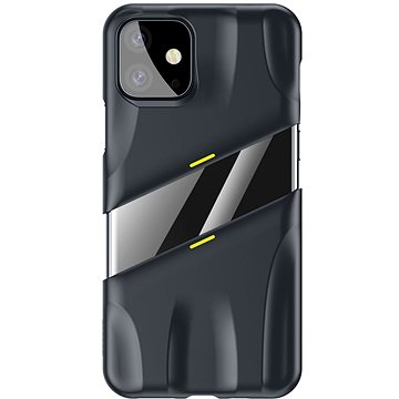 Baseus Airflow Cooling Game Protective Case for Apple iPhone 11 Pro grey/yellow (WIAPIPH58S-GMGY)