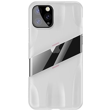 Baseus Airflow Cooling Game Protective Case for Apple iPhone 11 Pro white/pink (WIAPIPH58S-GM24)