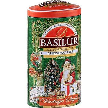 BASILUR Vintage Christmas Tree plech 100g (4592)