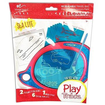 Boogie Board Play and Trace - Mořský život, vyměnitelná šablona (ACPL10002)