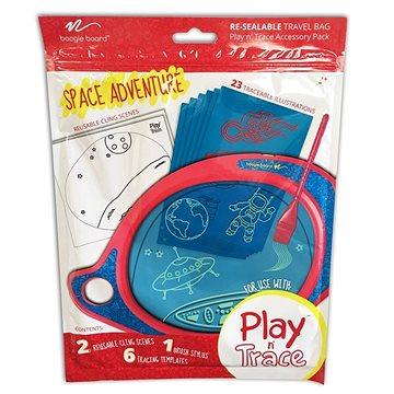 Boogie Board Play and Trace - Vesmírné dobrodružství, vyměnitelná šablona (ACPL10003)