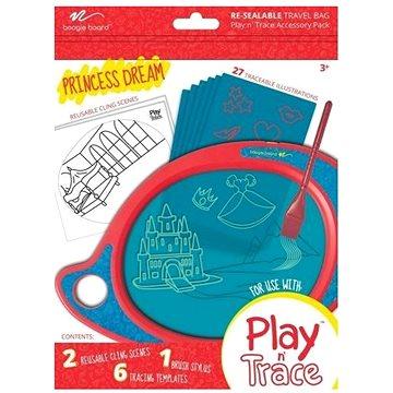 Boogie Board Play and Trace - Sny princezny, vyměnitelná šablona (ACPL10004)