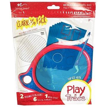 Boogie Board Play and Trace - Učení, vyměnitelná šablona (ACPL10005)