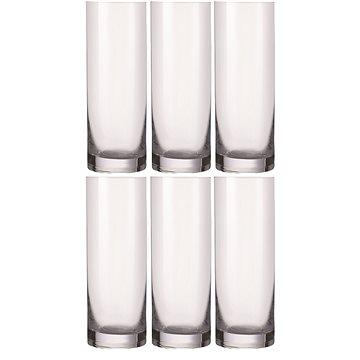 BOHEMIA CRYSTAL Sklenice na vodu HB BARLINE 300ml 6ks (CX25089300/6)
