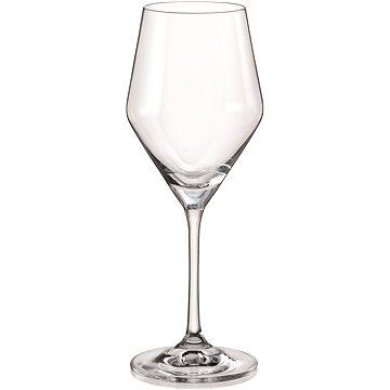 BOHEMIA CRYSTAL Sklenice na bílé víno 360ml JANE 6ks (CX40815360/6)