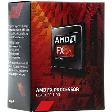 AMD FX-8370E (FD837EWMHKBOX) + ZDARMA Hra pro PC - balíček her - Ashes of the Singularity: Escalation a Total War: Warhammer