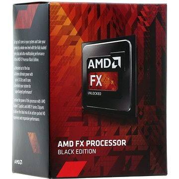 AMD FX-8370E (FD837EWMHKBOX) + ZDARMA Hra pro PC Deus Ex: Mankind Divided (2016)